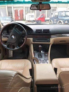 BMW 525 2.5 141kW