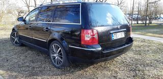 Volkswagen Passat 2.8 V6 142kW