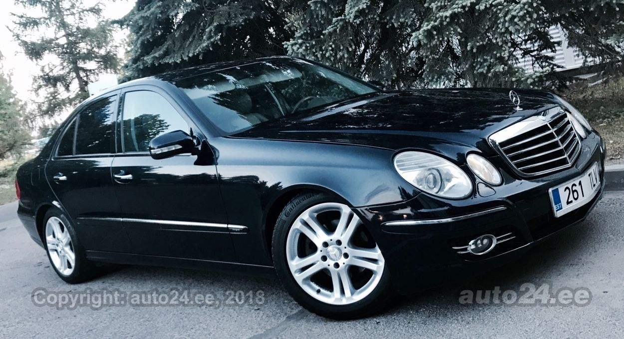 Mercedes-Benz E 320 MY2008 - W211 Facelift - Avantgarde Opt