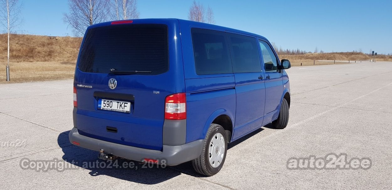 Volkswagen Transporter Kombi 2.0 TDI 75kW