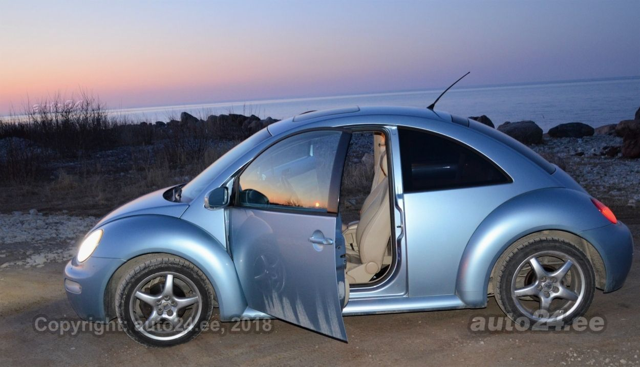 volkswagen new beetle 1 8 20v turbo 110kw. Black Bedroom Furniture Sets. Home Design Ideas