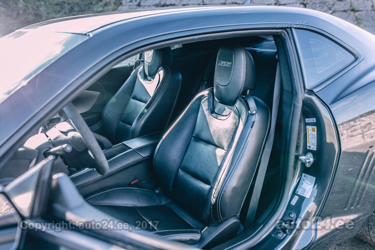 Chevrolet Camaro 2SS 6.2 V8 318kW