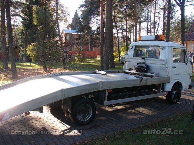 Volkswagen LT Treiler 2.4 TDI 70kW