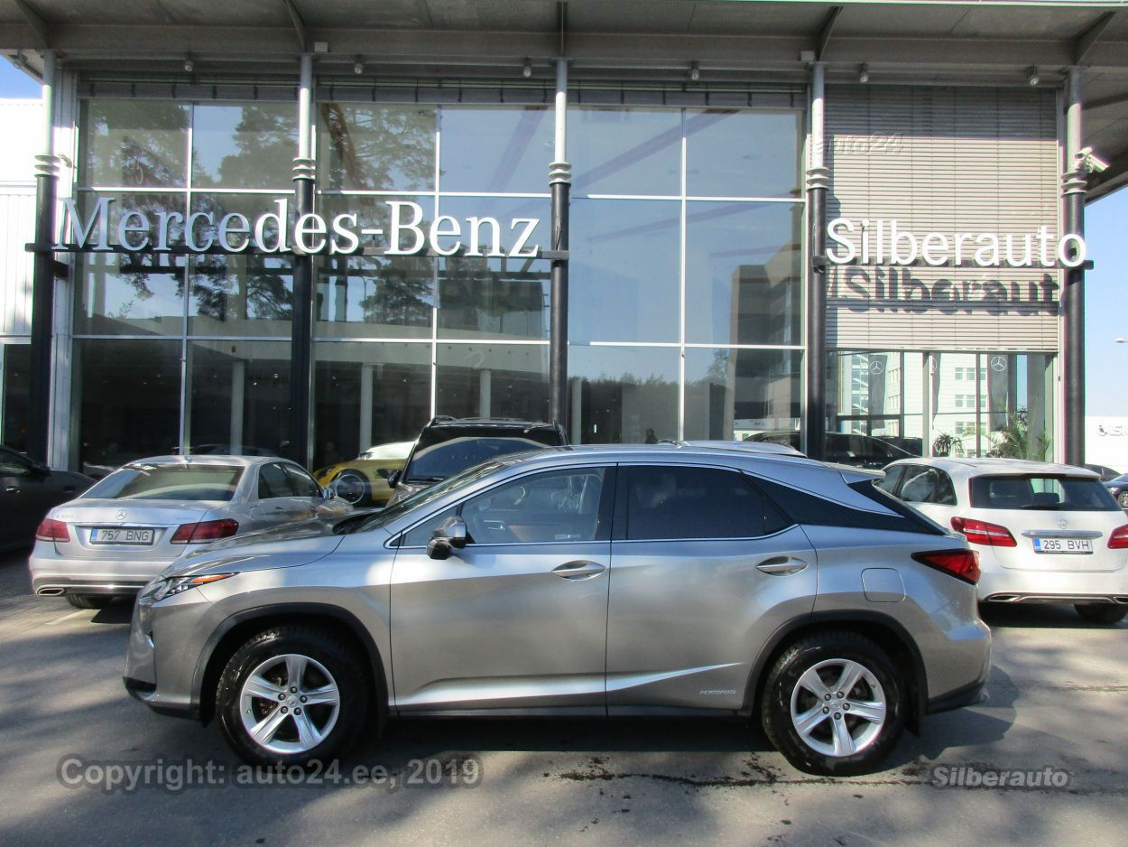 Lexus RX 450h Executive 3.5 V6 193kW
