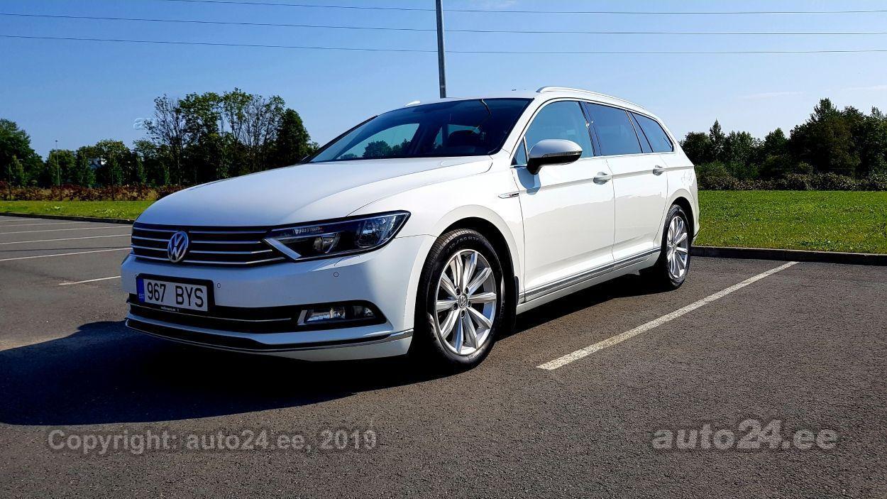 Volkswagen Passat 4MOTION 2.0 TDI 140kW