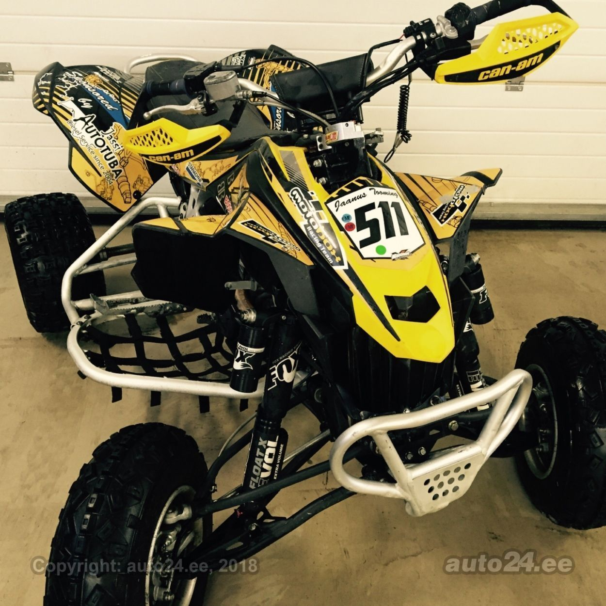 Can Am Ds 450 >> Mototehnika Ee Can Am Ds 450