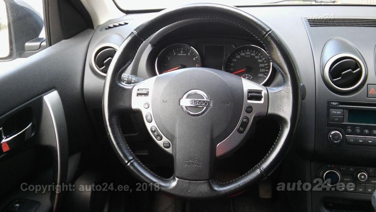 Nissan Qashqai+2 2.0 104kW