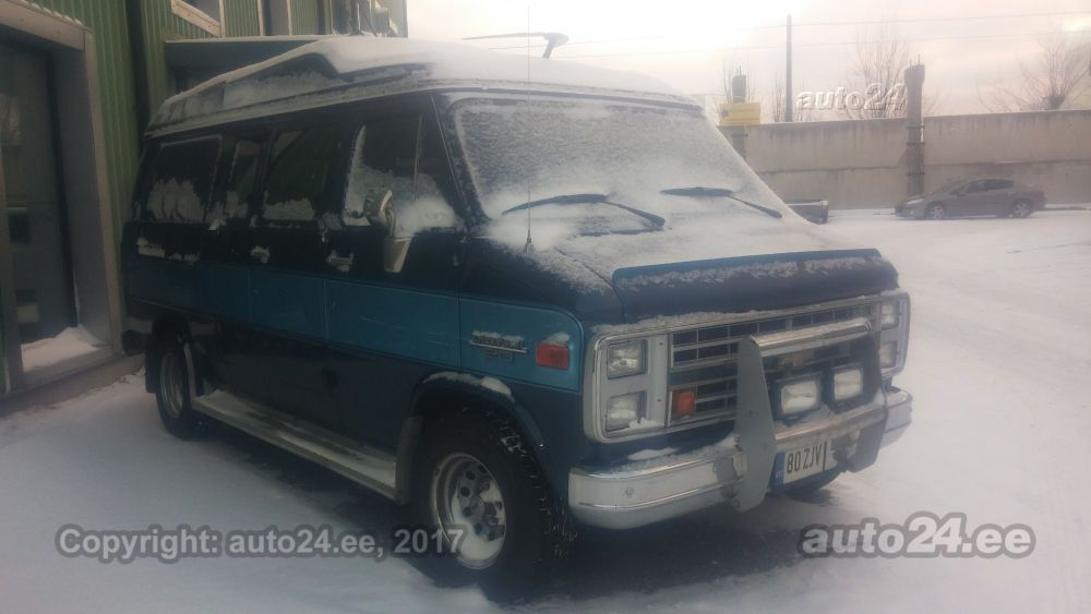 Chevrolet Chevy Van 5.7 V8 149kW