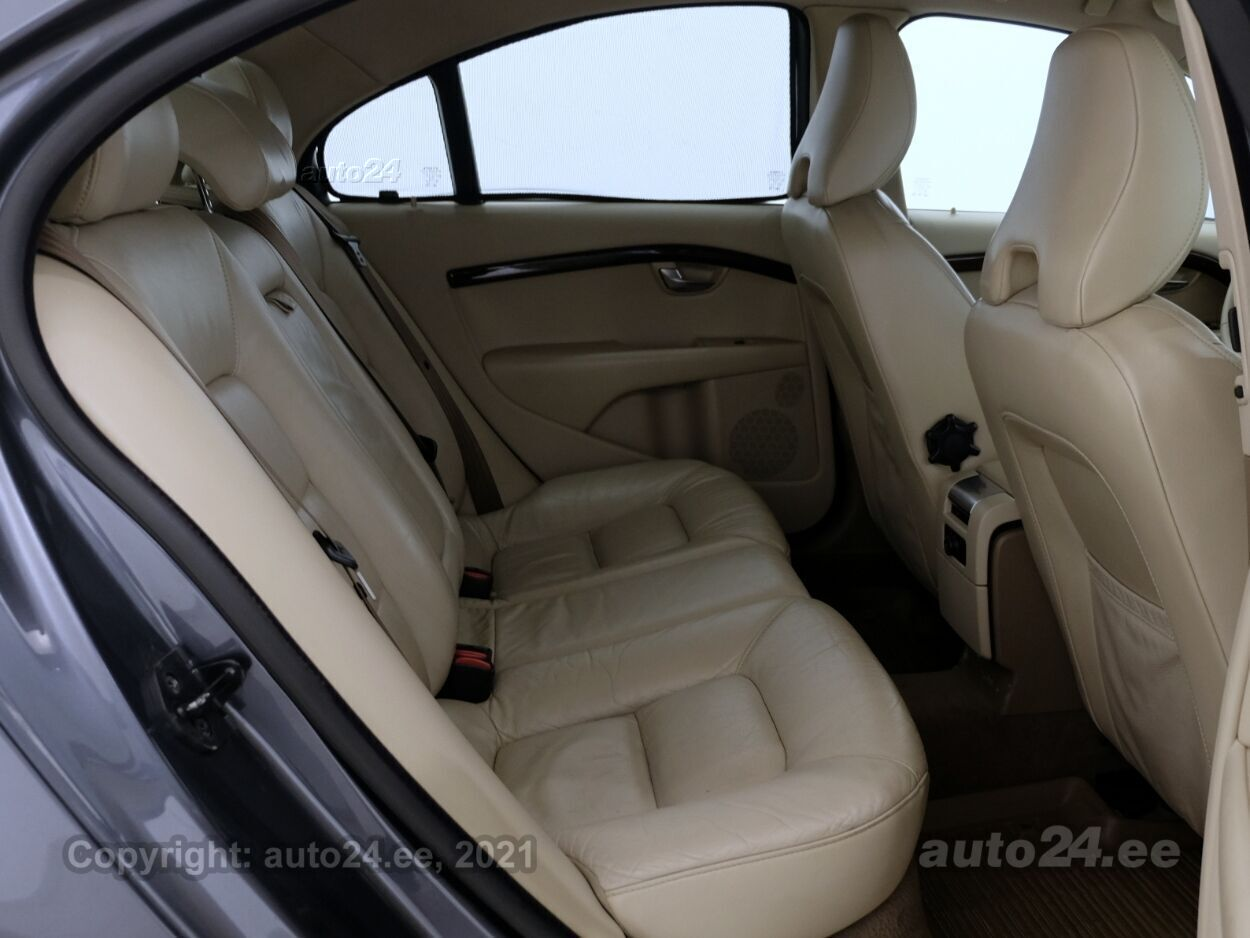 Volvo S80 Summum ATM 2.4 D5 136 kW - Photo 7