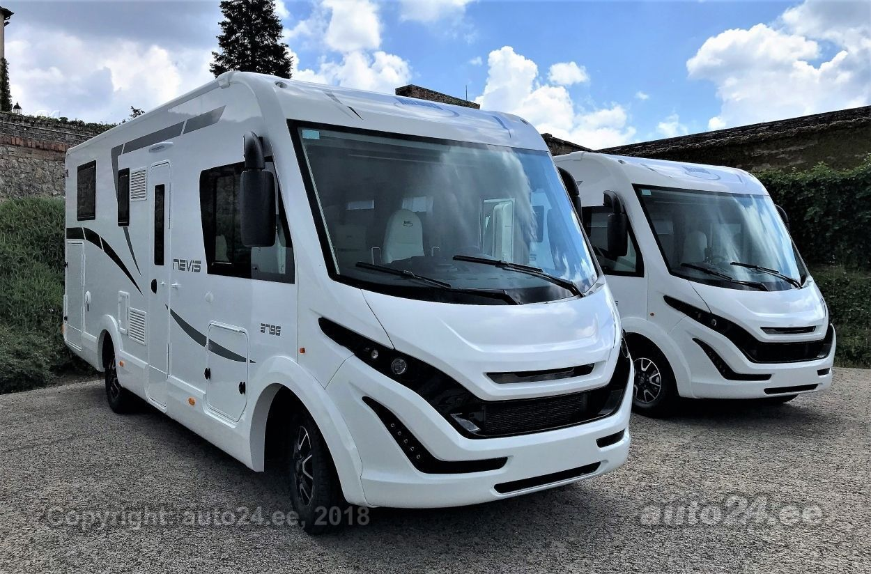 McLouis NEVIS 373 2019 ALL INCLUSIVE LIMITED EDITION 2.3 Multijet II EURO 6 110kW