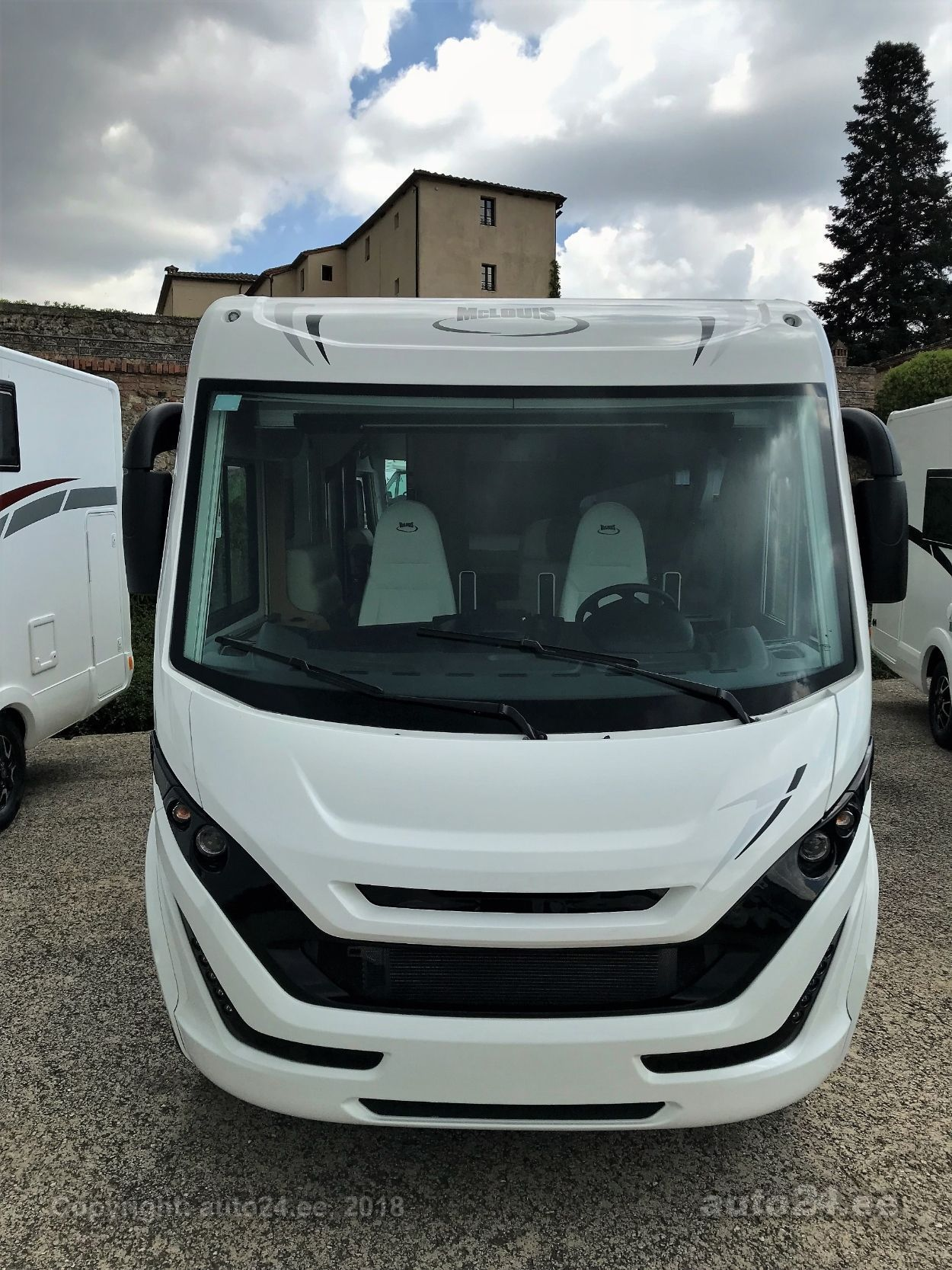McLouis NEVIS 373 2020 LIMITED EDITION ALL INCLUSIVE 2.3 Multijet II EURO 6 117kW