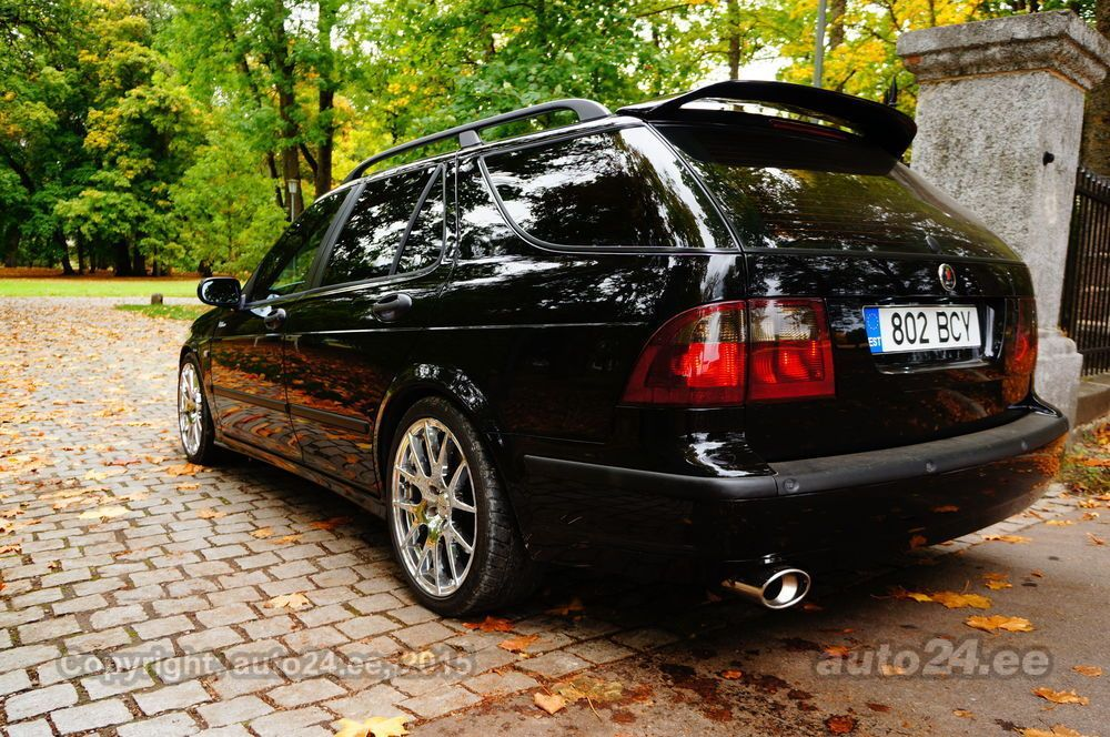4064b8b2a59 Saab 9-5 AERO CR-Performance 2.3 Turbo 203kW - auto24.ee