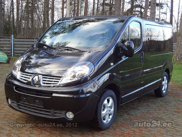 renault trafic passenger black edition 115fap 2 5 tdi 84kw. Black Bedroom Furniture Sets. Home Design Ideas