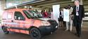 Prantslane suundus Aafrikasse elektriautol