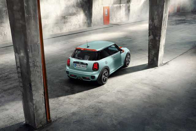 Mini Cooper S Delaney Edition. Foto: Mini