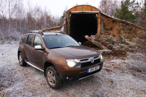 Dacia Dusteri kahe viimase kuu sõidupäevikusse on kantud üks kraavisõit ja 5. detsembril alanud Autolehe lambitesti finaal.