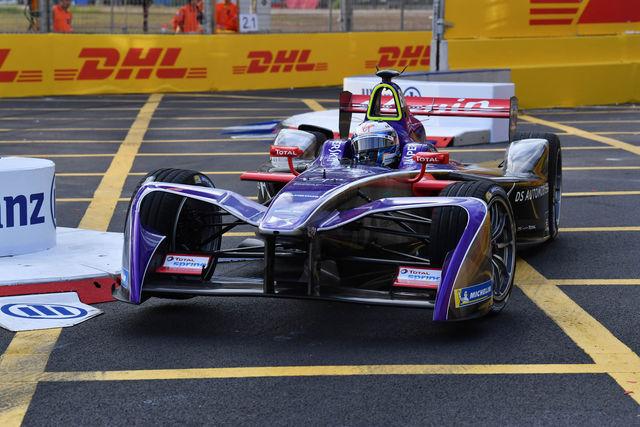 Sam Bird. Foto: FIA Formula E