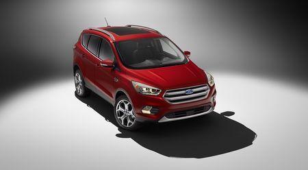 Ford Escape. Foto: Ford