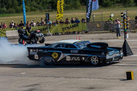 Kiirendusvõistlus Speedest tõi kohale tuhandeid inimesi.