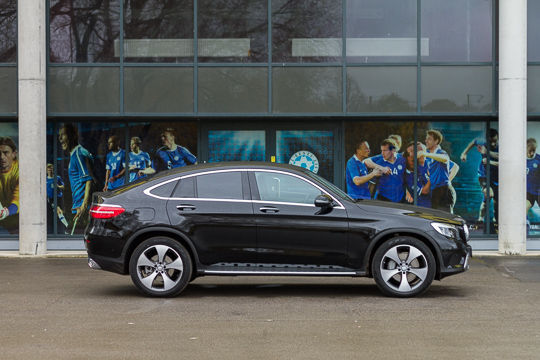 Motorsi Proovisõit - Mercedes-Benz GLC Coupé