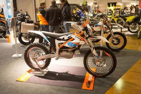 KTM Freeride E. Foto: Tarmo Riisenberg