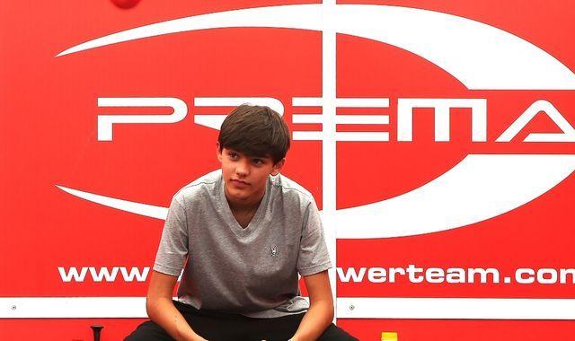 Sebastian Montoya. Foto: Prema Powerteam