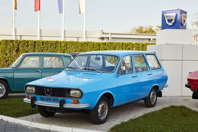 Dacia 1300 Break (1975).  Foto: Dacia