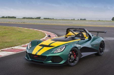 Lotus 3-Eleven. Foto: Lotus
