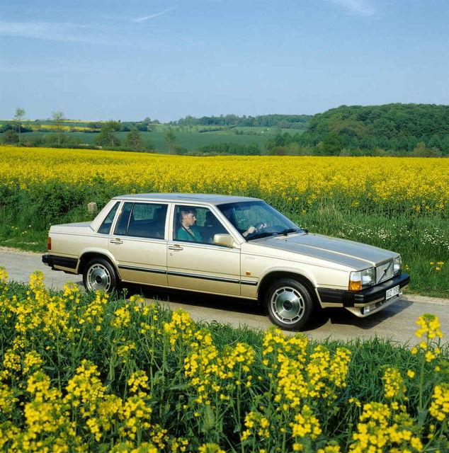760 oli Volvole ülioluline  mudel, mis kujundas 1980ndatel  firma mainet ning tõi autotootja välja raskest majandusseisust. Foto: Volvo