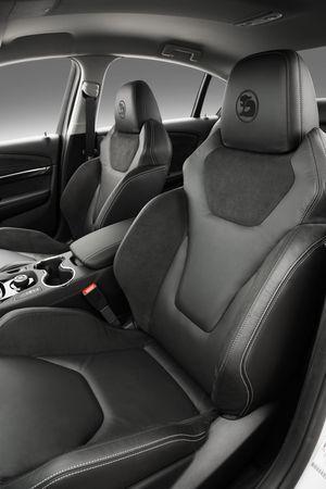 Vauxhall VXR8 GTS. Foto: Vauxhall