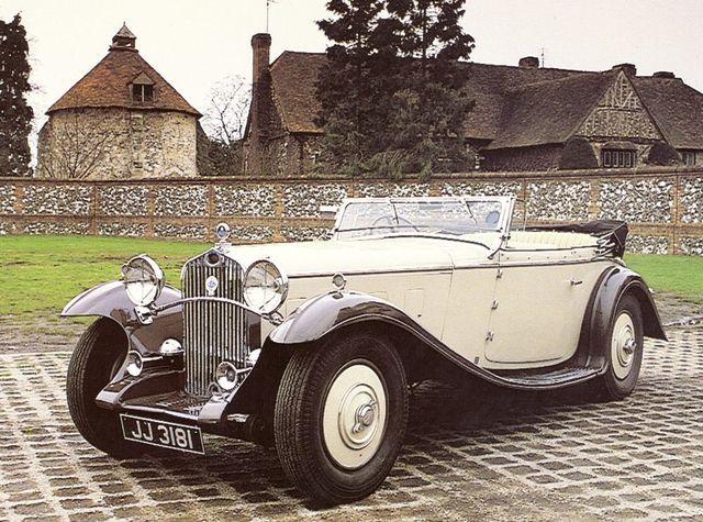 Eriliselt forsseeritud 1932. aasta Delage D8SS kuulus prantslaste luksusautoloomingu tippu, samuti selle sportlik kabriolettkere. Foto: Autori arhiiv