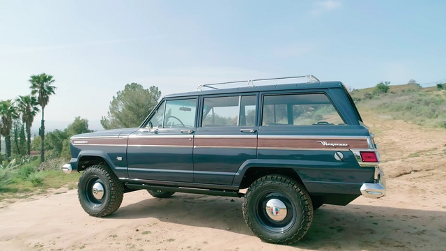 Jeep Wagoneer Reformer. Kaader: Youtube