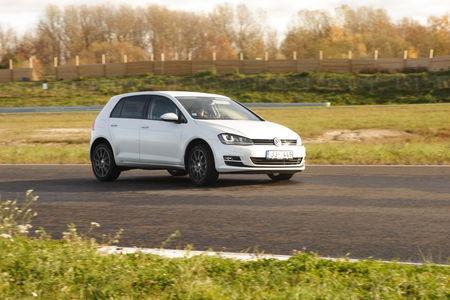 Eesti aasta auto 2014 on Volkswagen Golf. Foto: Tarmo Riisenberg