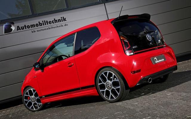 VW up! GTI. Foto: B&B Automobiltechnik