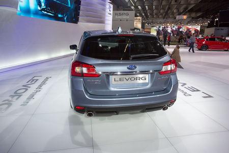 Subaru Levorg. Foto: Subaru