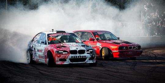 Driftihooaeg alustab Tallinnas juba sel nädalavahetusel