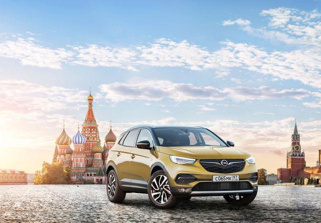 Opel naaseb Venemaale. Foto: Opel