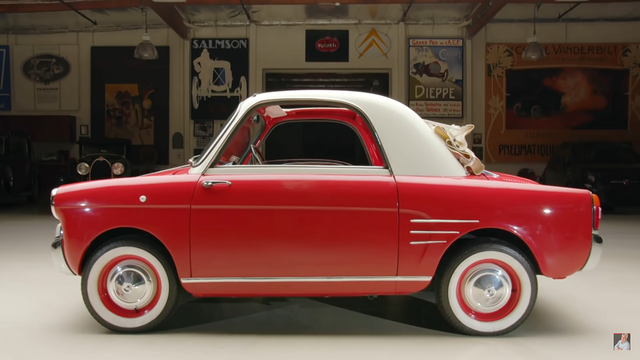 Autobianchi. Kaader: Youtube