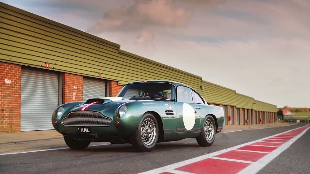 Carfection: Aston Martin DB4 G.T. Continuation