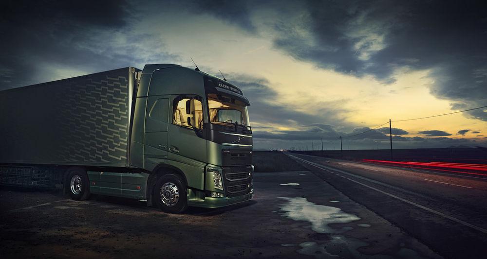 Volvo veokitele hakatakse pakkuma kahte akukomplekti