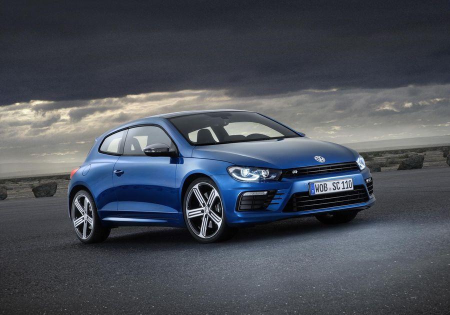 3ed7af22d02 Genf 2014: Volkswagen Scirocco saab uue ilme ja jõuallikad