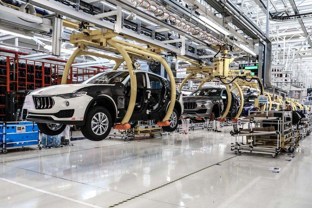 FCA vähendab Maserati Levante ja Alfa Romeo Stelvio ning Giulia tootmist