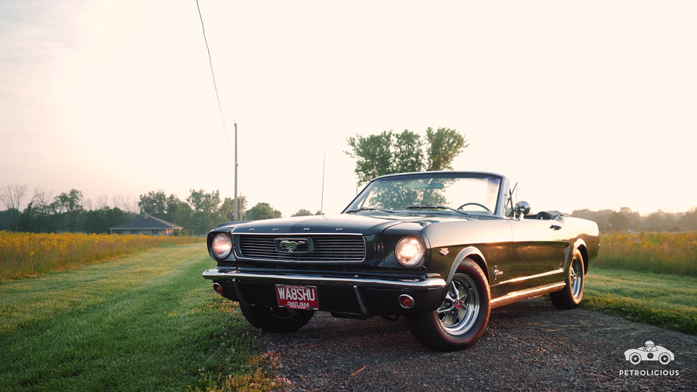 VIDEO: Lihtsad a(s)jad: 1966 Ford Mustang