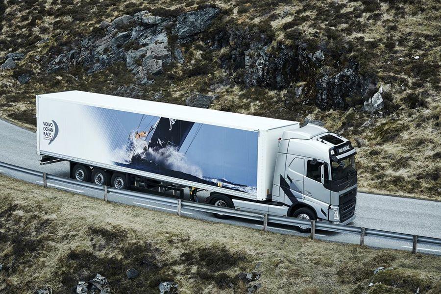 Volvo toob müügile veoki FH Ocean Race erimudeli