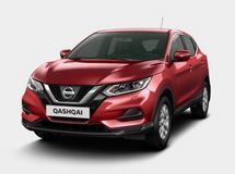 Nissan Qashqai Tekna 4WD Design Pack 1.7 dCi 110kW